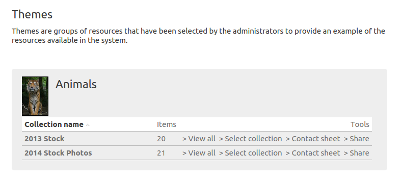 037e0f7e Unless your administrators are refreshing all featured collections and  public collections every day, people are going to keep using the same  resources over ...